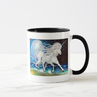 Moonlight Unicorn Mug