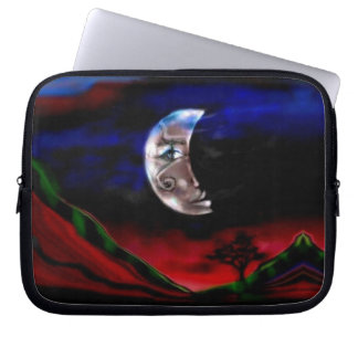 Moonlight Valley Laptop Sleeve