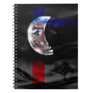 Moonlight Valley Notebook