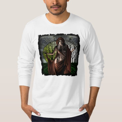 Moonlight Vamp - American Apparel Long Sleeve T-Shirt