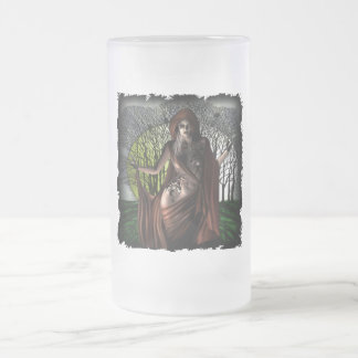 Moonlight Vamp - Frosted Glass Stein