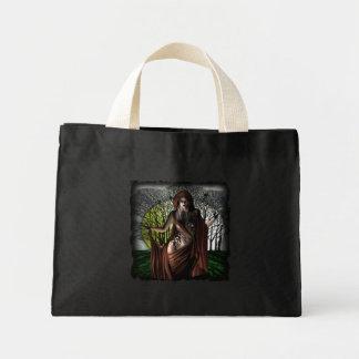 Moonlight Vamp - Tiny Tote Bag