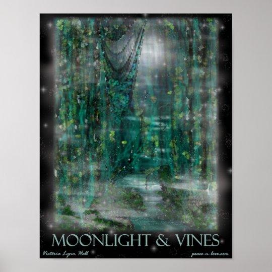 Moonlight & Vines Poster