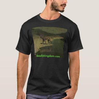 Moonlight Wolf shirt