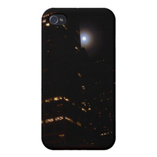 """""""Moonlighting New York City"""" CricketDiane Art and Case For iPhone 4"""