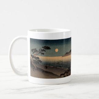 Moonlit Beach in Japan no.1 Mug