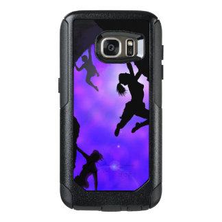 moonlit climbers, Otterbox Samsung Galaxy S7 case