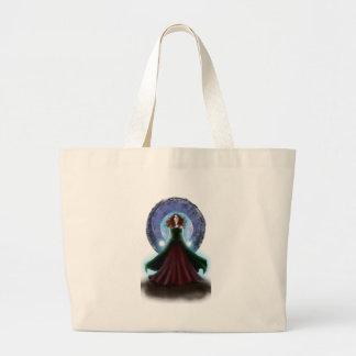 Moonlit Conjure Bag Jumbo Tote Bag
