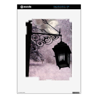 MOONLIT DECALS FOR THE iPad 2