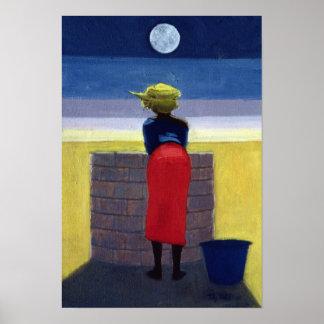Moonlit Evening 2001 Poster