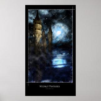 Moonlit Fantasies Poster