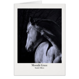 Moonlit Grace Card