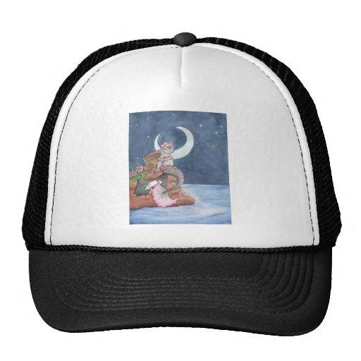 Moonlit Hoard Trucker Hats