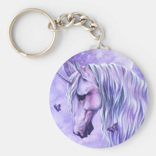 Moonlit Magic Keychain