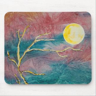 Moonlit Mousepad