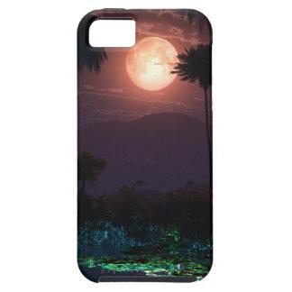 Moonlit Oasis iPhone 5 Cases