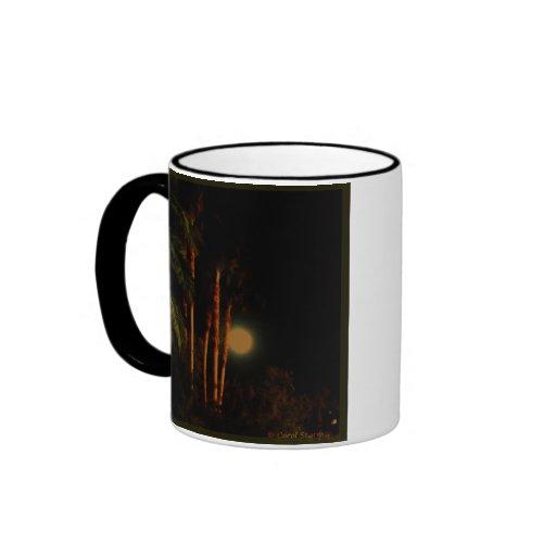 Moonlit Palms Mug