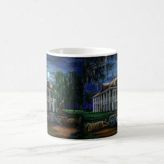 Moonlit Plantation Mug