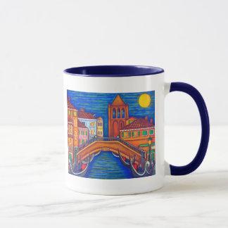 Moonlit San Barnaba Coffee Mug