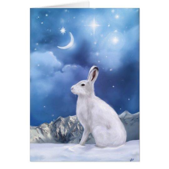 Moonlit Sentinel Card