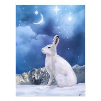Moonlit Sentinel Postcard