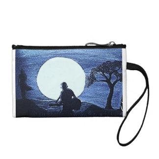 'Moonlit Serenade' Clutch