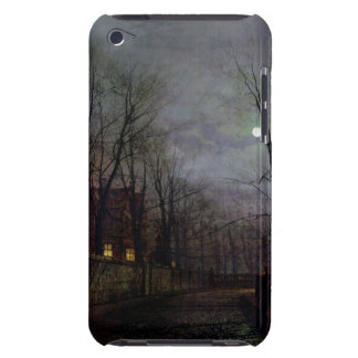 Moonlit Street Scene, 1882 (oil on canvas) 2 iPod Touch Cover