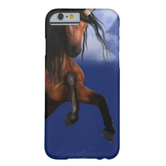 Moonlit Unicorn Barely There iPhone 6 Case