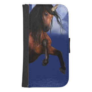 Moonlit Unicorn Phone Wallet