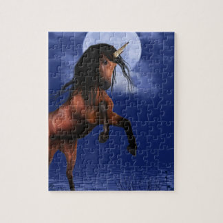 Moonlit Unicorn Puzzle