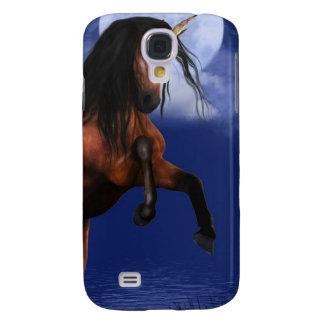 Moonlit Unicorn Samsung Galaxy S4 Cover