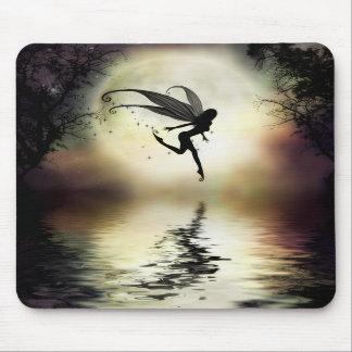 Moonlit Water Mousepad