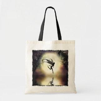 Moonlit Water Tote Bag