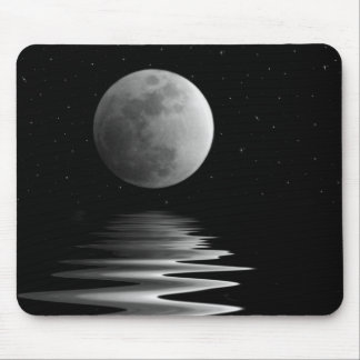 Moonlit Waters Mouse Pad