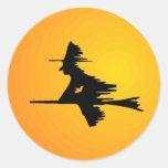 Moonlit Witch Sticker