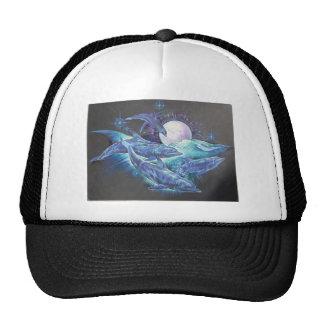 Moonlite Dolphins Mesh Hat