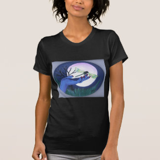 Moonlite Hand and Dragonfly Print Tshirts