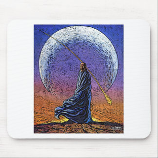 MoonMan Graphic Mouse Pad