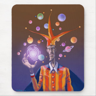 Moonman Mouse Pad