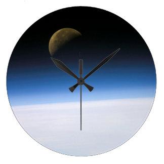 Moonrise Clock