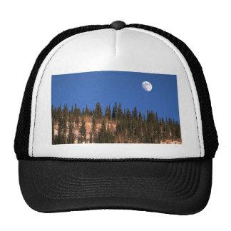 Moonrise, Dawson City, Yukon Territory Trucker Hat