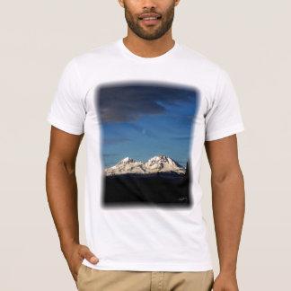 Moonrise over the Cascades T-Shirt