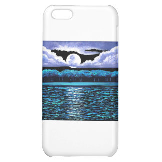 Moonrise over Wingaersheek 2 Case For iPhone 5C