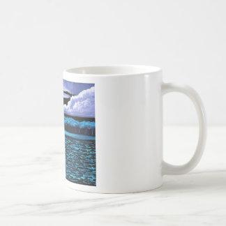 Moonrise over Wingaersheek 2 Coffee Mugs