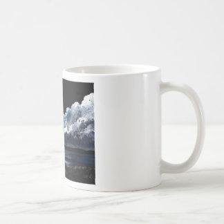 Moonrise Over Wingaersheek Beach Coffee Mug