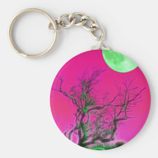 Moonrise park keychain