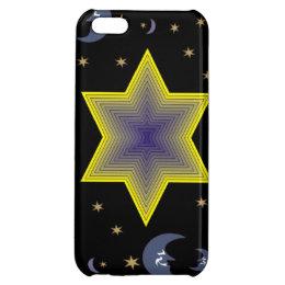 Moons and Stars Designer Skinit Cargo iPhone5 Case