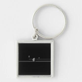 Moons Keychain