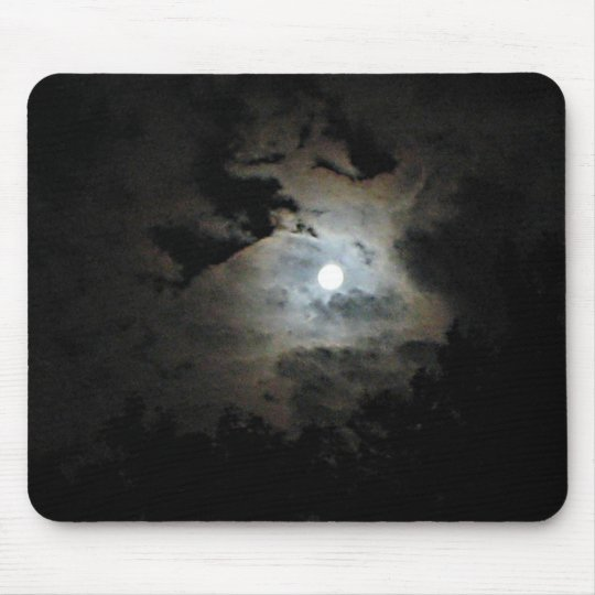 MOONS MOUSE PAD