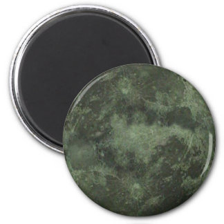 Moonscape 2 Inch Round Magnet